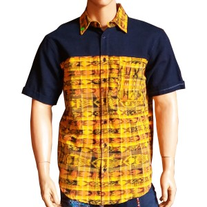 Camisa colonial XL