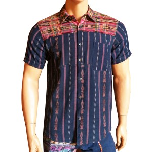 Chemise coloniale S