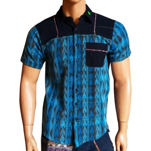 Chemise coloniale XS
