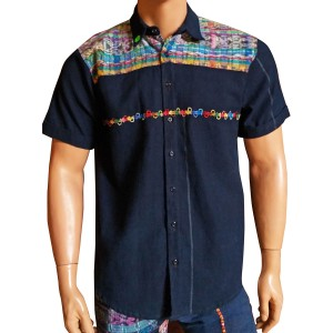 Chemise coloniale M