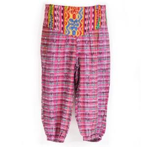 Pantalon à Revers