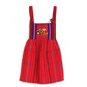 Embroidered Dress for Girl