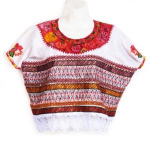 Blusa de Aguacatán