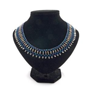 Necklace near deck