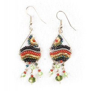 Aretes Aves
