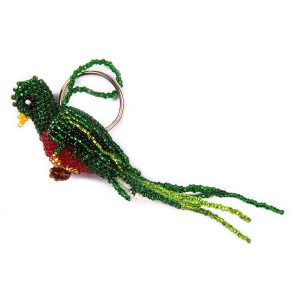 Llavero Quetzal