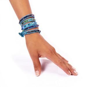 Bracelet Serpent avec Cristal