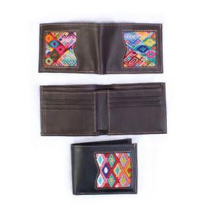 Tikal Double Wallet