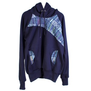 Sweatshirt Diagonal