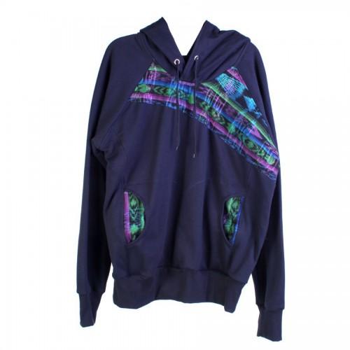 Sweatshirt Diagonal