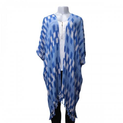 Convertible kimono