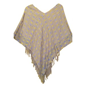 Natural shawl