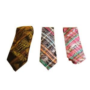 Diagonal tie